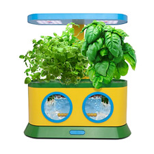 AeroGarden Herbie Seed Kid's Indoor Pod Garden with Pizza Party Activity Kit