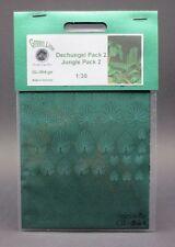 GreenLine Jungle Pack 2 - GL064 - laser cut jungle plants - 1:35 diorama scenery