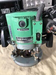 Hitachi TR-12 ELECTRIC ROUTER 240v