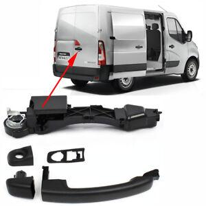 Poignée de porte arrière avec mécanisme Renault Master 3 Opel MOVANO NV400