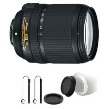 Nikon AF-S DX NIKKOR 18-140mm Lens for Nikon D5200 D5100 w/ Accessories