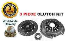 FOR SUBARU LEGACY 1990-08/1994 1.8 2.0 2.2  NEW 3 PIECE CLUTCH KIT COMPLETE