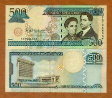 Dominican Republic, 500 Pesos Oro, 2006,  P-179a, UNC