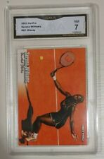 2003 NetPro GLOSSY Serena Williams #G1 Rookie /5000 GMA 7 (Not PSA) **Rare**