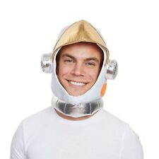 Astronaut Helmet Soft Felt, Accessory/Hat, Space, Fancy Dress