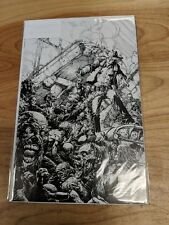 THE WALKING DEAD DAY 15th Anniversary 2003-2018 Sketch VIRGIN VARIANT 1