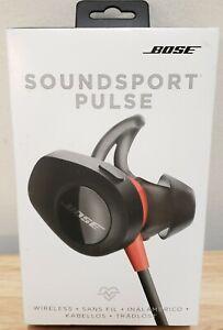 Bose SoundSport Pulse Neckband Wireless Headphones - Red [Used, Good]