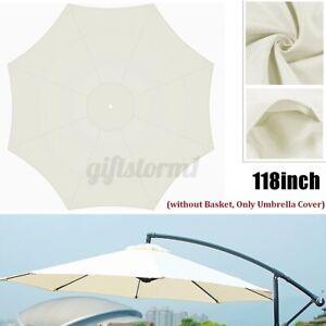 Ersatz Schirm Bezug Sonnenschirmbezug Bespannung für Bespannung Sonnenschirm