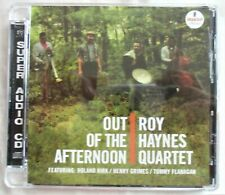 Roy Haynes Quartet - Out of the Afternoon Analogue Productions Hybrid-SACD