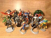 Disney Store Marvel Avengers Mega Figurine Set- Collectors Set of 20 Figures