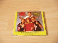 Maxi CD Big Fun & Sonia - You`ve got a friend - 1990