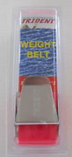 Scuba Diving Dive Weight Belt 58in Equipment S/S Pink Wb26