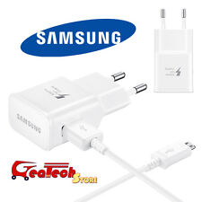 Cargador RÁPIDO 10W Original Samsung Travel Rápido para Galaxy S6 Edge Plus