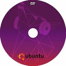 Latest New UBUNTU Linux 19.10 - 64 Bit DVD Bootable OS Operating System