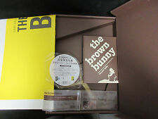 Brown Bunny Japan DVD Box w Poster Not Having T-Shirt Vincent Gallo Frusciante