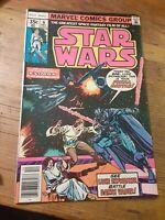 1977 VINTAGE MARVEL STAR WARS COMIC BOOK 1977 ISSUE 6 -NM- MT