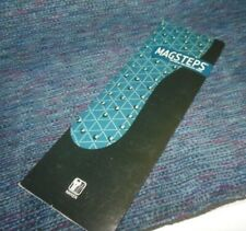 NIKKEN Magsteps Mens Large Size 13 thru 18 Magnetic Insoles Everyday Use NEW