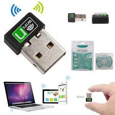 150Mbps Mini Wireless USB WIFI Wlan Adapter 802.11 b/g/n Network LAN Dongle New