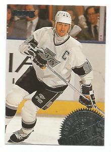 1994-95 Donruss #127 Wayne Gretzky Los Angeles Kings