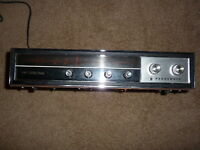 Vintage Panasonic FET AM/FM Phono Solid State Stereo Receiver RE-7671 **TESTED**