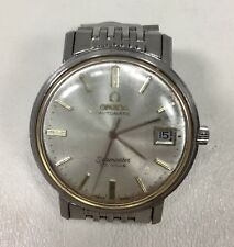 1979 Vintage Omega Seamaster De Ville Automatic Stainless Mens Wristwatch Watch