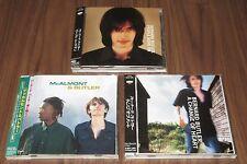 BERNARD BUTLER Japan PROMO issue CD x 3 set OBI Suede BRITPOP UK Indie