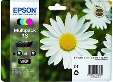 Genuine Epson T1806 Daisy tinta Multipack para Epson Impresora