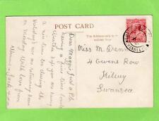 More details for quay bo guernsey channel islands postmark 1935? on old postcard