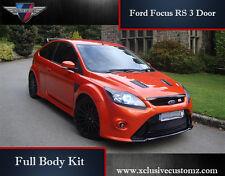 Ford Focus RS 3 Door Full Body Kit for Ford Focus MK2