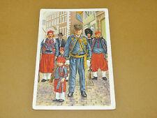 PHOTO CHOCOLAT COTE D'OR 1940 FOLKLORE BELGIQUE N°43 FOSSE MARCHE ST-FEUILLIEN