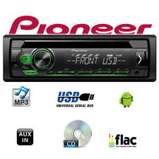 Pioneer Dehs110ubg Autoradio Sintolettore CD con RDS USB AUX Black