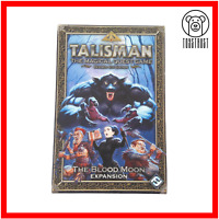 The Blood Moon Expansion for Talisman The Magical Quest Revised 4th Edition