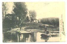 NEDERLAND 1918 -AK - BEESD - RUMPTSCHE VEER --