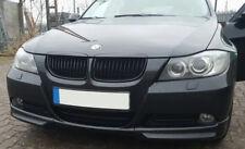 Per BMW e90 e91 Berlina + Touring Lucentezza Nero RENI GRIGLIA ANTERIORE FRONT GRILL M -08