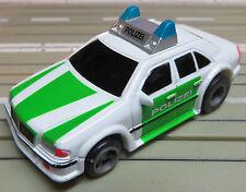für H0 Slotcar Racing Modellbahn --   Polizei  von Life Like