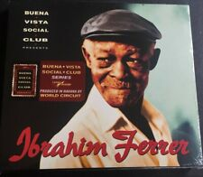 Buena Vista Social Club Presents Ibrahim Ferrer CD Brand New Sealed Free Post