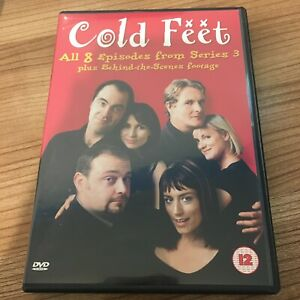 Cold Feet The Complete Third Series DVD (2001, 2 Disc Set) Cert 12 Region 2 UK