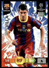 Panini Adrenalyn XL Champions League 2010/2011 FC Barcelona David Villa