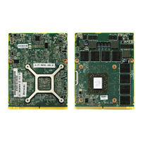 AMD Radeon HD 5870M HD5870M 1 GB DDR5 MXM 3.0 Typ B Clevo Alienware ATI-GPU