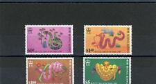 Hong Kong 1989 Scott# 534-7 mint  NH