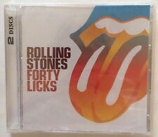Rolling Stones Forty Licks 2CD Virgin Music (2002) Brand New Sealed Rare!
