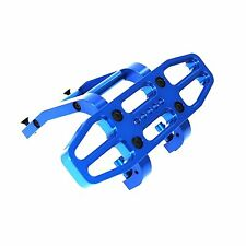 HPI Baja 5B 5T 5SC GPM Alloy Rear Bumper in Blue GPM118B (Integy) Rovan KM