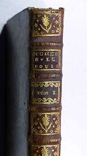 Th. de Bordeu RECHERCHES SUR LE POULS T1 Didot le Jeune 1768 MÉDECINE 18e siècle