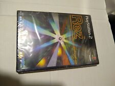 Rez [Japan Import]F/S brand new and free shipping, sealed package not used