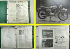 Haynes BSA A50 A65 Series from 1962 to 1973 Owners Workshop Manual