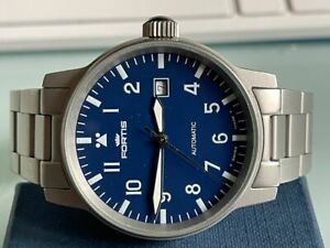 FORTIS FLIEGER ref. 595.10.46.1 BIG SIZE SWISS MADE AUTOMATIC