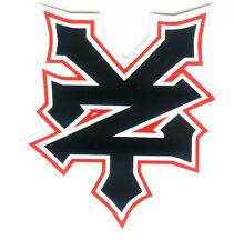 "ZOO YORK Skateboards Brand Logo store display 8x7cm 3"" PVC Decal Sticker #1732"