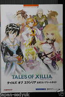 JAPAN Tales of Xillia Official Complete Guide (Strategy guide book)