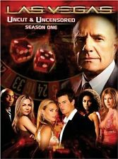 Brand New DVD Las Vegas: Season One (Uncut & Uncensored) James Caan Josh Duhame