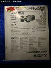 Sony service manual clés prévues trv725e trv730e trv828e trv830e Level 2 video (#4874)